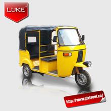 Bajaj style electrics tricycle passenger 60V