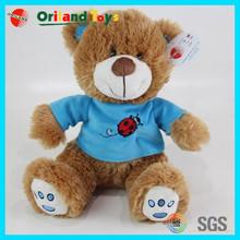 Promotion teddy bear bottle