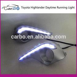 Cheapest ,Best quality ,Specific Toyota Highlander led Daytime Running Light