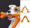 Automática alimentosparamascotas máquina de aperitivos/mascota muerde equipo/perro mastica maquinaria