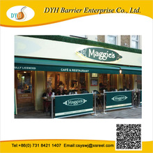New product 2014 DYH safety equipment barriers for hotel