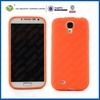Wholesale High Quality handbag chain silicone soft case cover skin for samsung galaxy s4 i9500