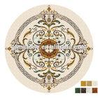 marble floor water jet decorative insert for hotel&villa project design