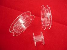 small plastic spool 25x17mm