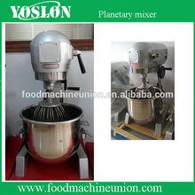 cake/milk/cream planetary mixer