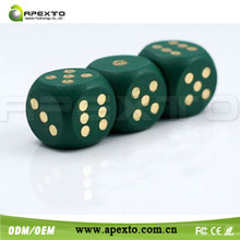 64gb Green dice environmental wood usb sticks special oem wood usb flash drive