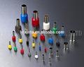 tipos de terminais para cabo elétrico