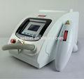 Made in China médico de laser nd yag laser de pulso longo de remoção de tatuagem melhor máquina