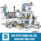 Hot Sale DIY educational plastic building blocks toys for kids