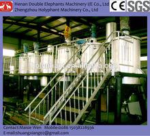 5T-20T/D crude palm/palm kernel/peanut/cotton/soya oil refinery plants 0086 15038228936