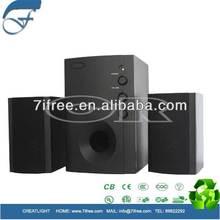 2.1professional speaker,2014 creative , multimedia speaker system