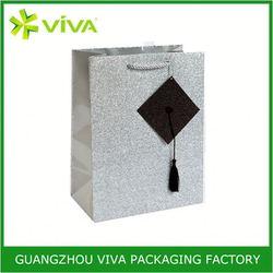 Best Sell paper custom brown kraft paper shopping bag