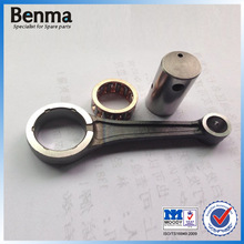 Motorcycle connecting rod kit in 20CR material,BM100 Connecting Rod Kit for motorcycle,connecting rod+bearing+ crank pin