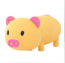 Lucky pig usb flash drive promotional gift memory usb stick,500gb usb stick