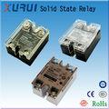 Solo- fase de ca relé de estado sólido/de sobrecarga electrónico del relé de corriente/relé de estado sólido 24 vdc