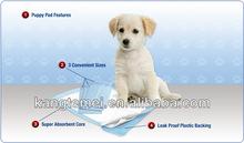 hot sale nonwoven dog training pad