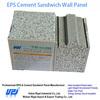 Heat insulation lightweight EPS cement m2 price sandwich panel