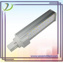 lampada da soffitto a led g24 12w/10w/8w/6w samsung 5630 1150lm cri>80