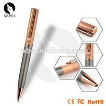 novelty ballpen pvc pen container fat plastic pens
