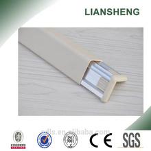 Protetor de canto para parede em alumínio