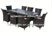10032 2012 new style outdoor rattan garden furniture