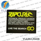 Direct Selling Customized Bags silk screen printing patches