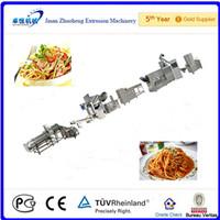 Industrial Italian Pasta Micaroni Noodle Snack Food Processing/Making Machine