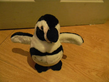Nature Planet Penguin Soft Plush Toy, Stuffed Animal