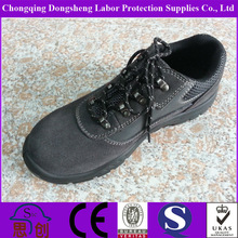 The new oil-slip matte leather safety shoes DSP23A