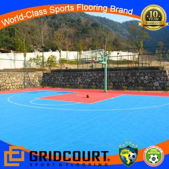 2014 Gridcourt hot sale basketball flooring