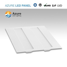 led guide panel 595*595mm led panel light 36W 80lm/w approved CE/Rohs/CB/Erp