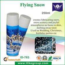 Christmas Window Decoration Snow Spray