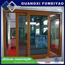 Aluminum and wood sash window insulation