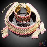 artificial kundan bridal jewellery sets/ fashion & costume jewellery set stocking