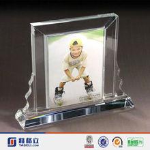 latest shape little boy acrylic 8x10 photo frame