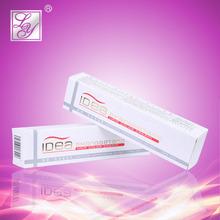 Recepción del OEM profesión hair salon sintético pigmento P5 orgánico tinte para el cabello con bajo amoniaco