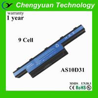 9 Cell Laptop Battery for acer Aspire 4250 4251 4252 4339 4349 4352 4560