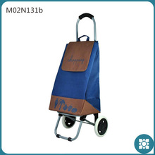Portable Customized Printed Bag on Shopping Trolley