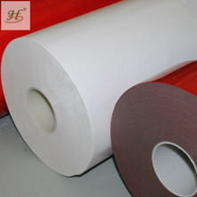 Waterproof acrylic sound-insulation double-sided tape