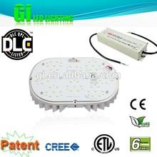 DLC listed LED retrofit kit to replace led sports stadium light