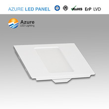 CE/ROHS/ERP 9W 70-80lm/w unique design backlight 300 300 led panel lamp
