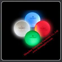 Custom Made LED Fluorescent Golf Ball