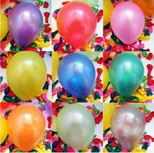 12 inch 2.8gfoil/latex balloon for promotion activity