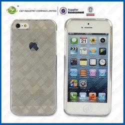 Many colors sublimation tpu soft cell phone case for iphone5