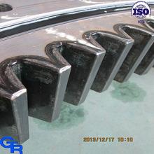 Three row swing ring bearing,swing bearing,rotation gear teeth