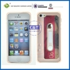 Unique and protective tpu and pc case for iphone5 cases