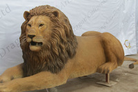 Hot Amusement park fiberglass animal life size for sale