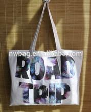 Promotion shopping carry cotton bag,canvas shopping bag blank,designer cotton shopping bag