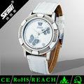 singulares y de alta calidad de cuarzo de acero inoxidable reloj de aviador