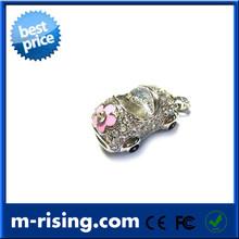 Jewelry USB Memory, Pen Drive, Elephant Shape USB Stick